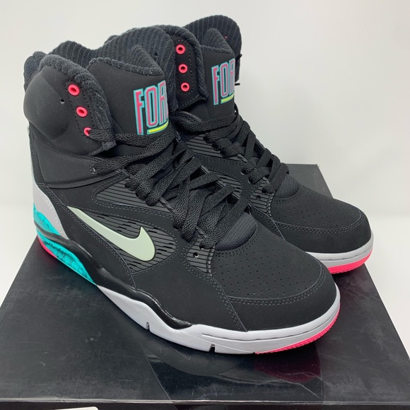 """NEW Nike Air Command Force """"Spurs"""" NWT"""